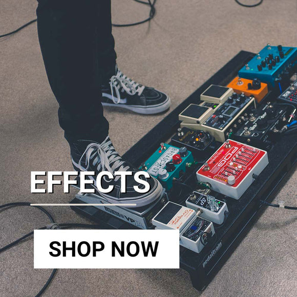 effects and pedals