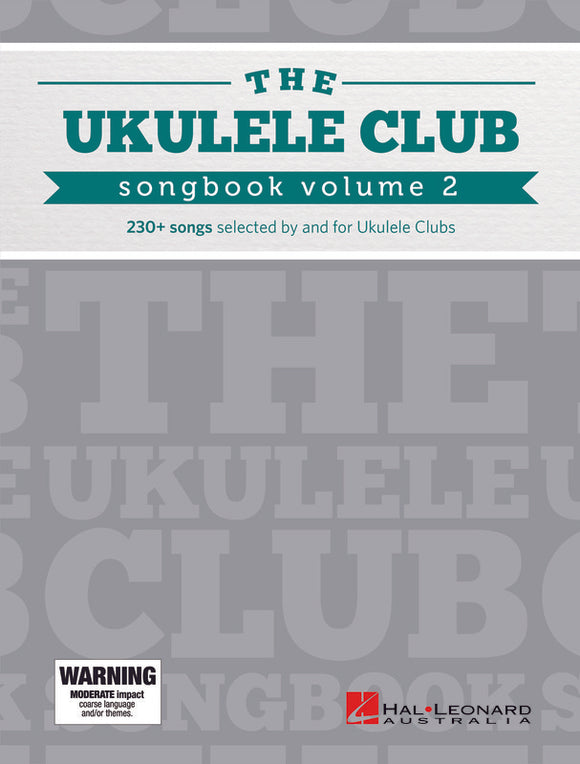 UKULELE CLUB 2 SONGBOOK