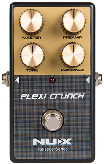 NU-X Reissue Series Plexi Crunch Effects Pedal