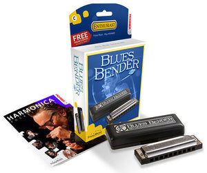 Hohner Enthusiast Series Blues Bender Harmonica