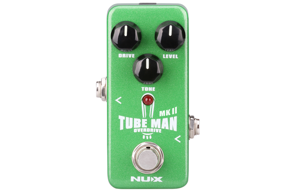 Nux Tube Man Overdrive Pedal