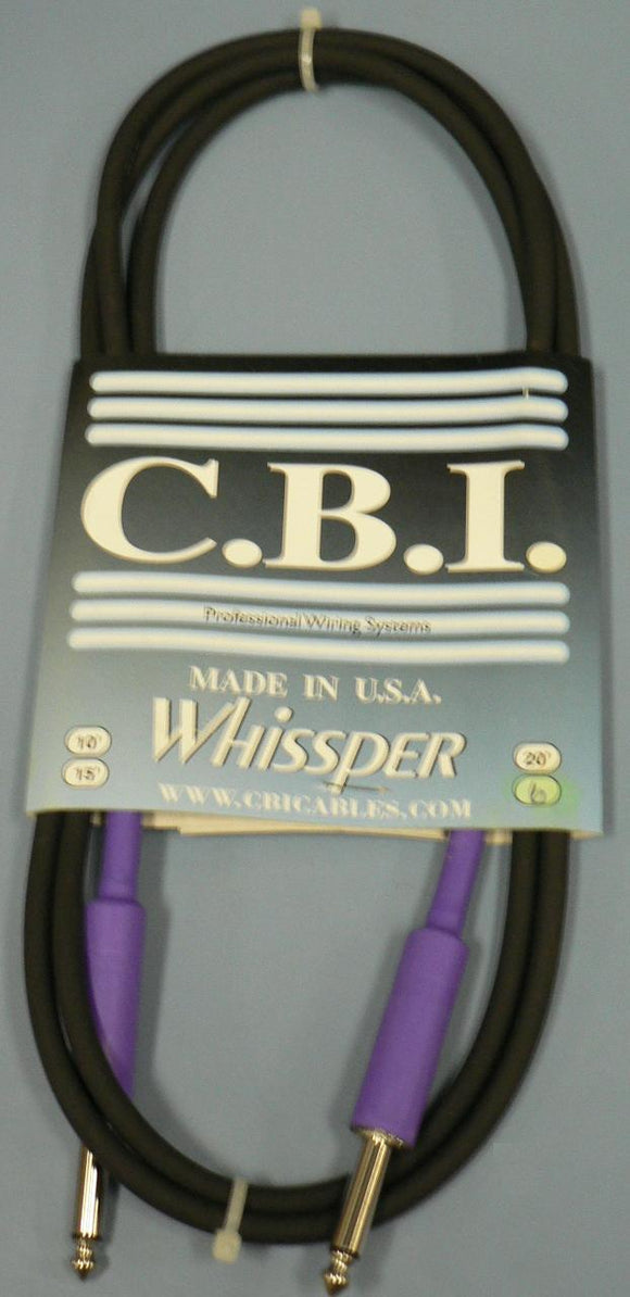 06 FT GTR CABLE HOT SHRINK WHISSPER-6