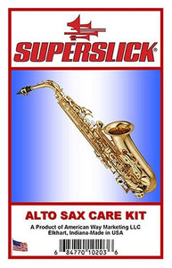 Alto Sax Care Kit