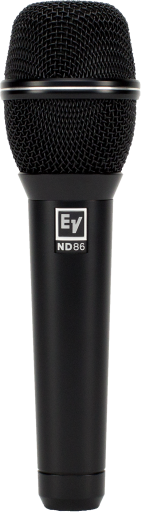 Electro Voice ND86 Super Cardioid Vocal Microphone