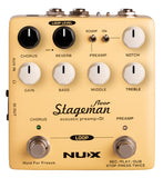 NUX stageman floor processor