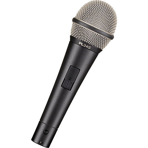Electro Voice PL24S Super Cardioid Vocal Microphone