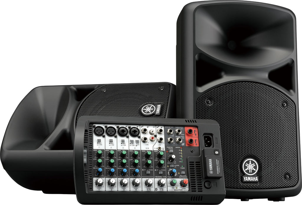 Yamaha Stagepas 400BT PA System