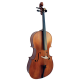 Vivo Neo Student 4/4 Violin Outfit with Professional Setup - VINEO44U