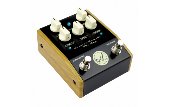 Ashdown AA - Acoustic Guitar Preamp Pedal