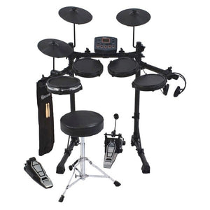 D-Tronic Q2 Electronic Drum Kit Package DRUM KIT MUSIC AT NOOSA ELECTRONIC DRUMS MUSIC SHOP BEGINNER DRUMS