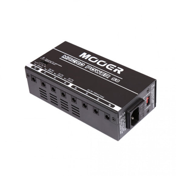 Mooer MEP-MACP8 Macro Power Supply