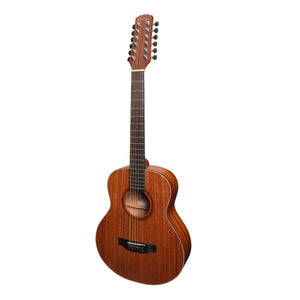 Martinez 12-String Acoustic-Electric Short Scale Acoustic Guitar MNS-1512-MOP
