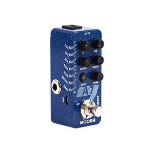 Mooer A7 Ambience reverb pedal