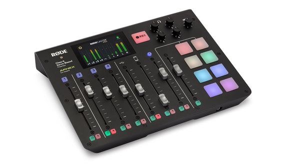 Rodecaster PRO Podcasting Studio