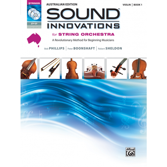 Sound Innovations Australian Edition BK 1