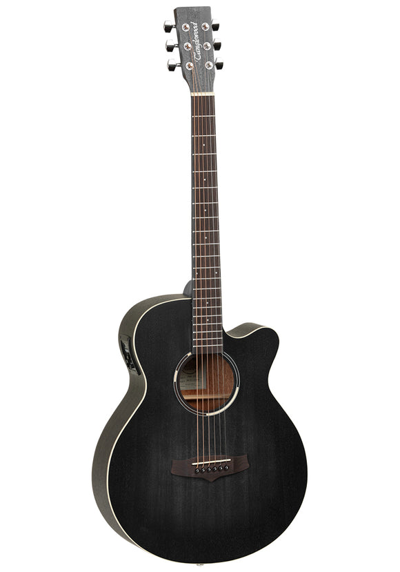 Tanglewood BLACKBIRD Superfolk Acoustic TWBBSFCE