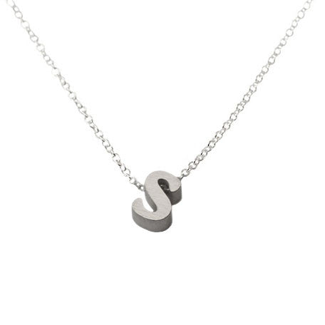 Initial Necklace - S