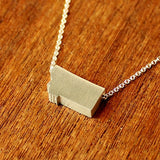 Montana Silhouette Necklace
