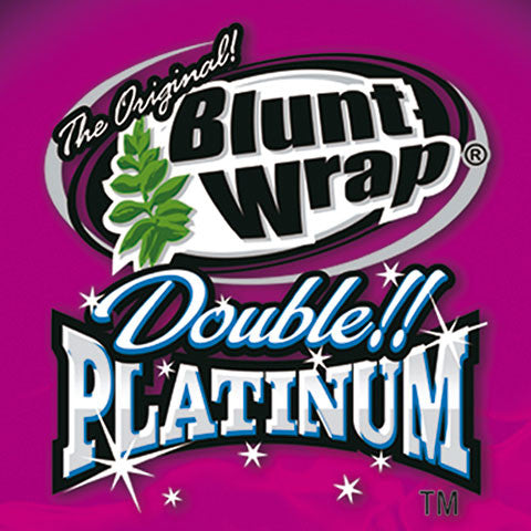 Blunt Wrap Double Platinum