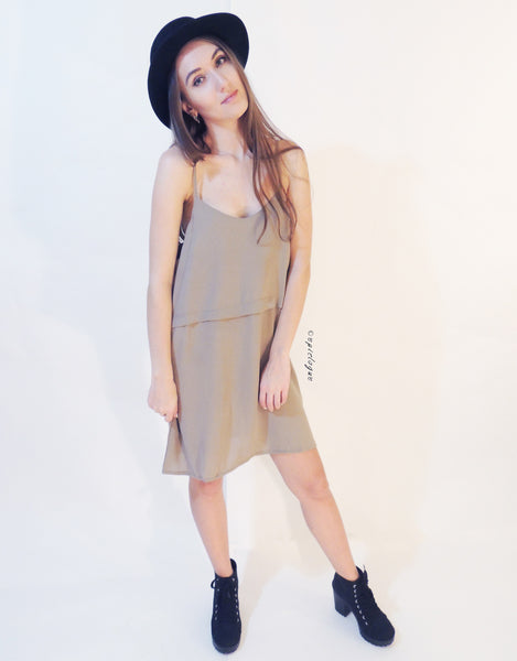 Sahara Relaxed Dress