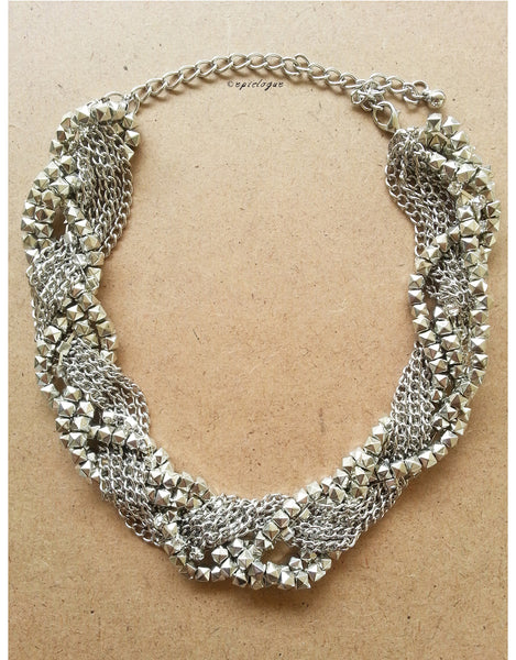 Epic Statement Necklace