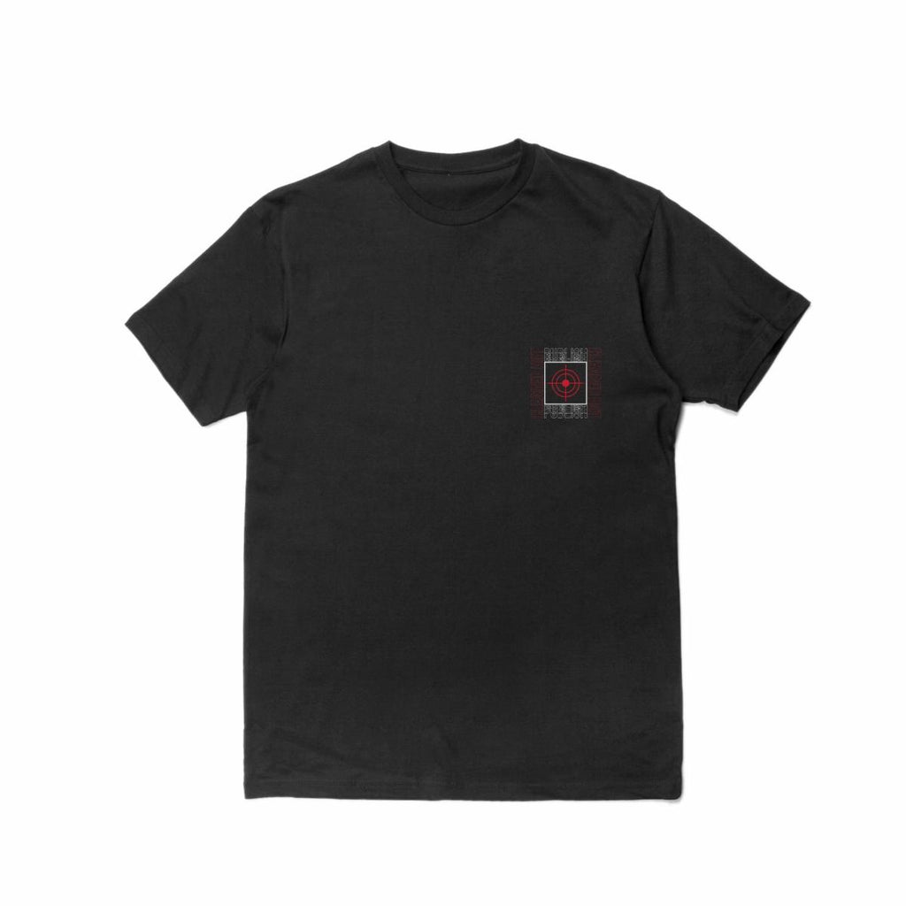 Safety First SS Tee - Black