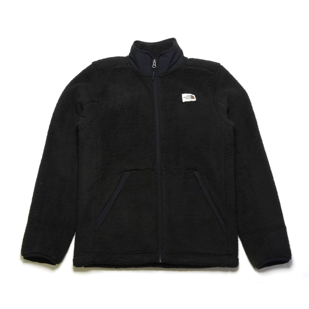 Campshire Full Zip - Black [PAST SEASON - SALE]