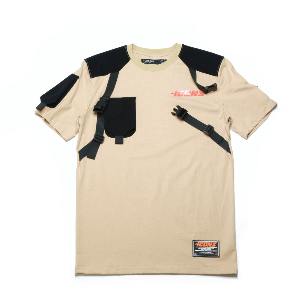 Icons Tactical Shirt - Beige