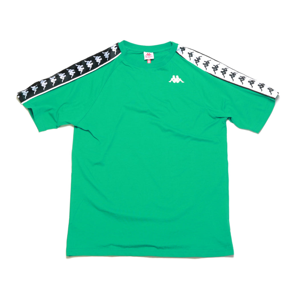 222 Banda Coen Tee - Green/Black/White