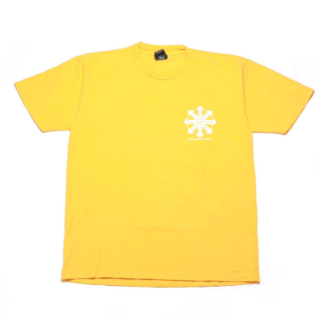 Peace Movement Tee - Gold