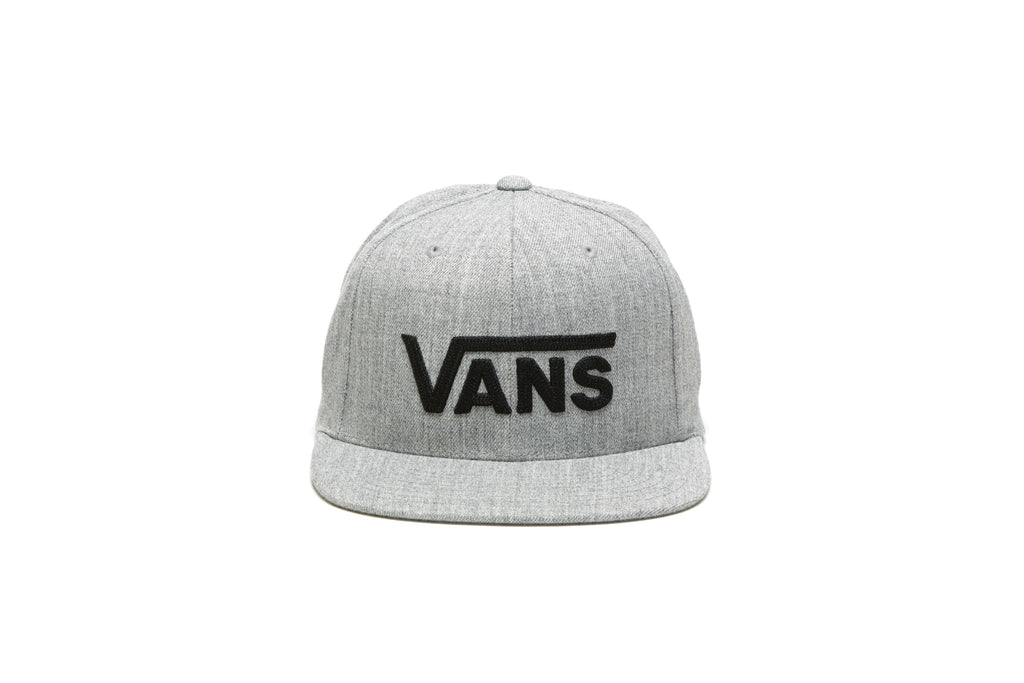 62eb161f33225 Drop V II Snapback - Heather Grey – PRIME