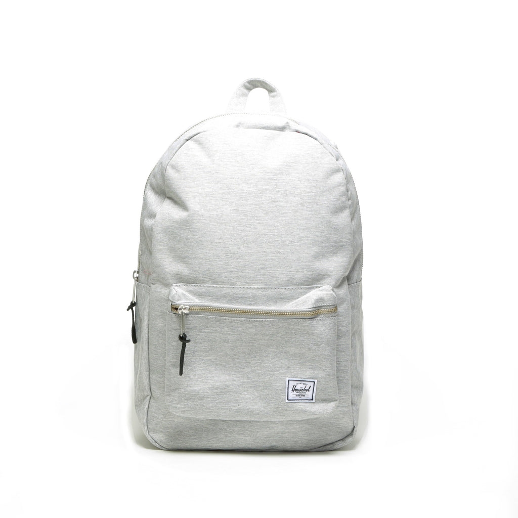 Settlement Backpack - Light Grey Crosshatch