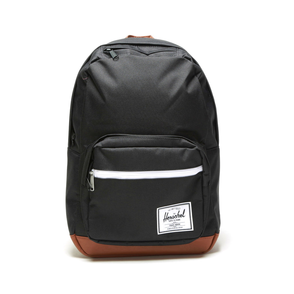 Pop Quiz Backpack - Black/Tan