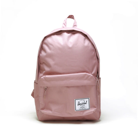 Novel Duffle- Ash Rose/Tan