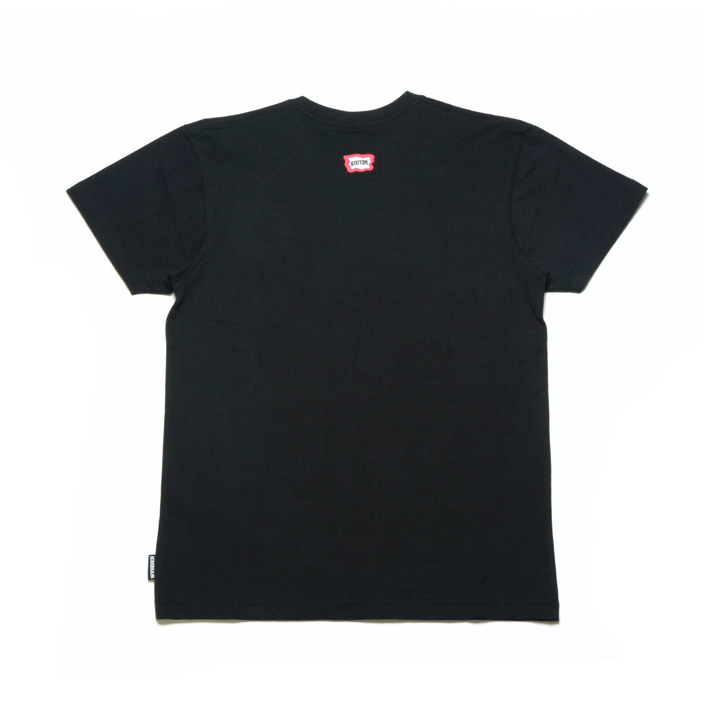 Colors SS Tee - Black