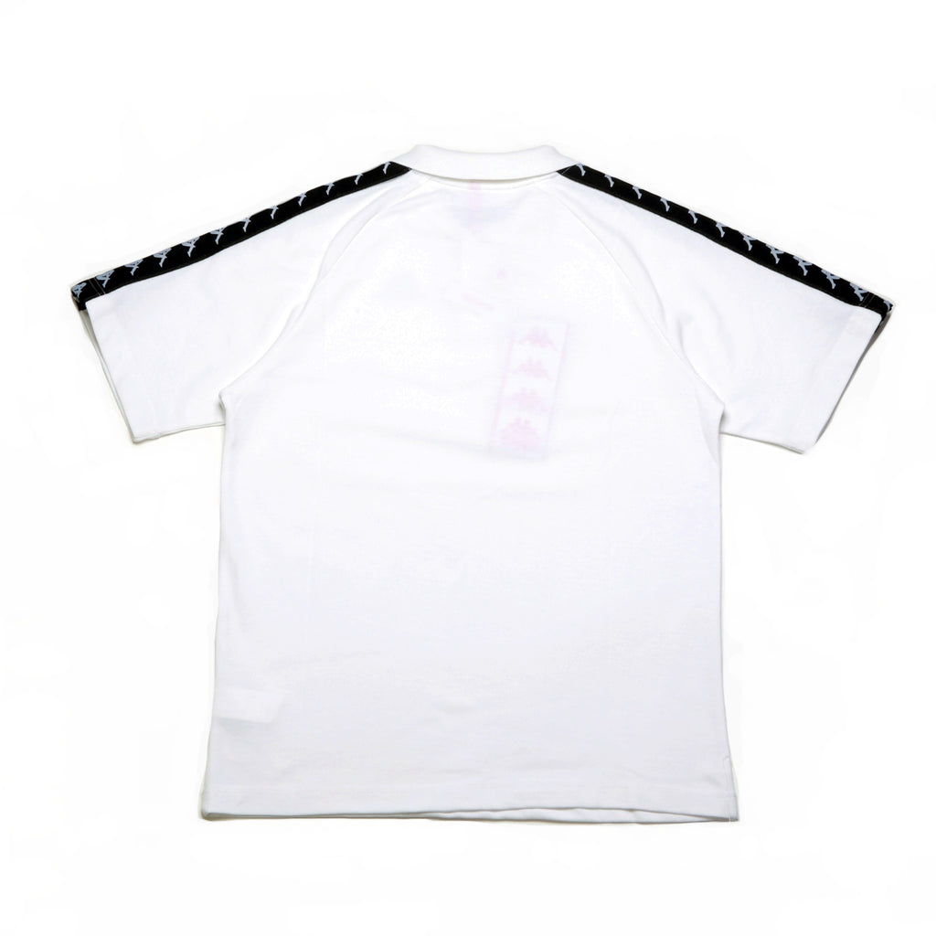 222 Banda Calsi Polo - White/Black