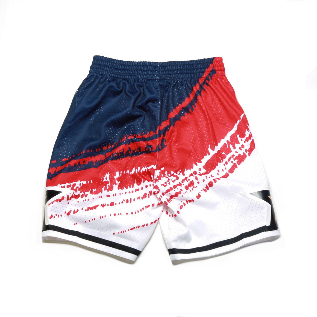 NBA USA Swingman Shorts - (Orlando Magic) Red/White/Blue