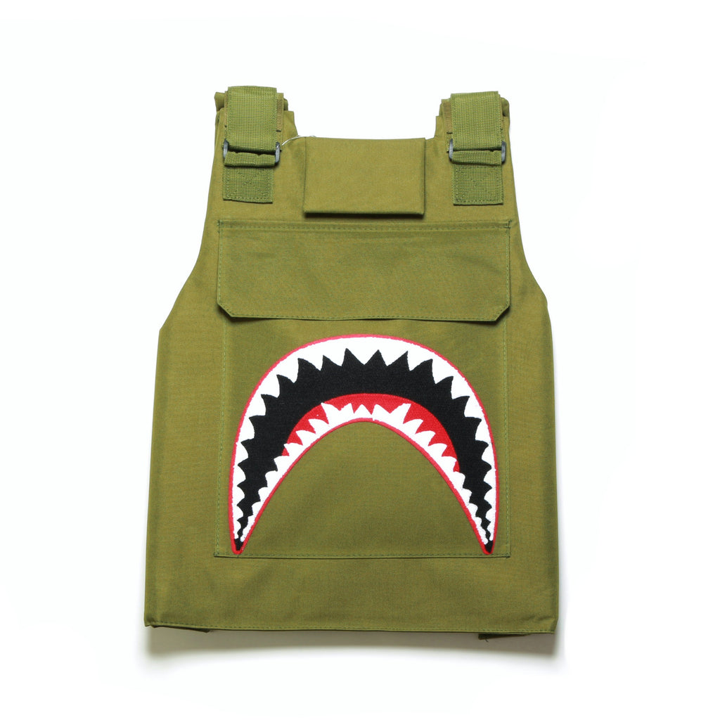 Squad Play Vest - Olive