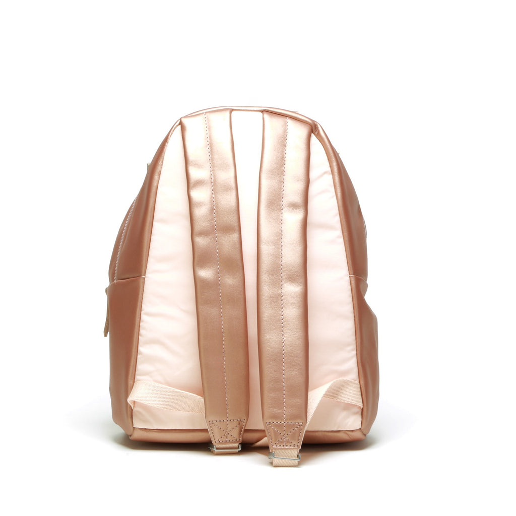 Orbit Sleek'r Backpack - (Leather) Rosy Gold