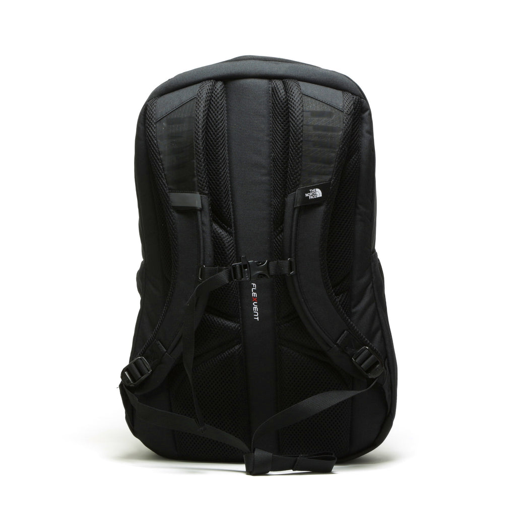 Jester Backpack - Black Heather/Burnt Coral Metallic