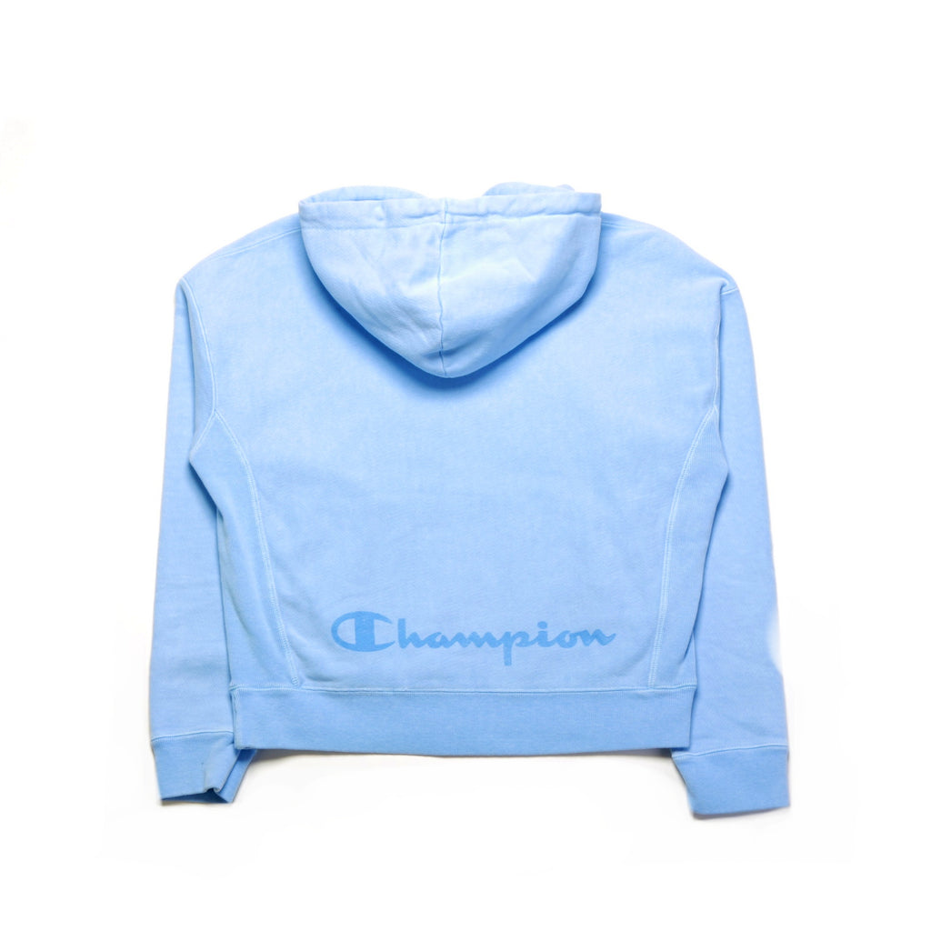 Women's RW PO Hoodie - (Garment Dyed) Ocean Front Blue