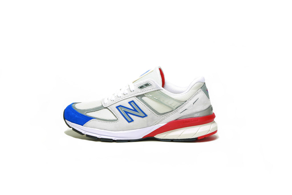 990v5 Made in US (D) - Nimbus Cloud/Red/Blue