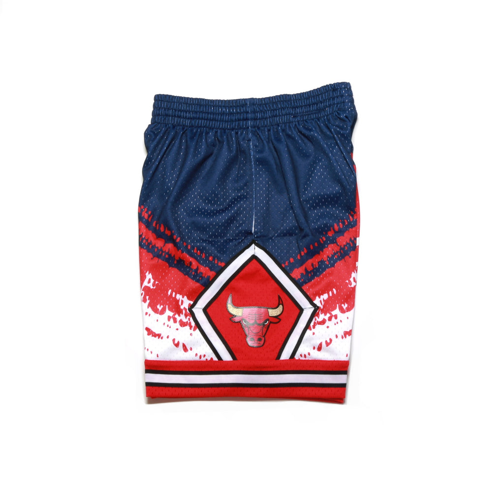 NBA USA Swingman Shorts - (Chicago Bulls) Red/White/Blue