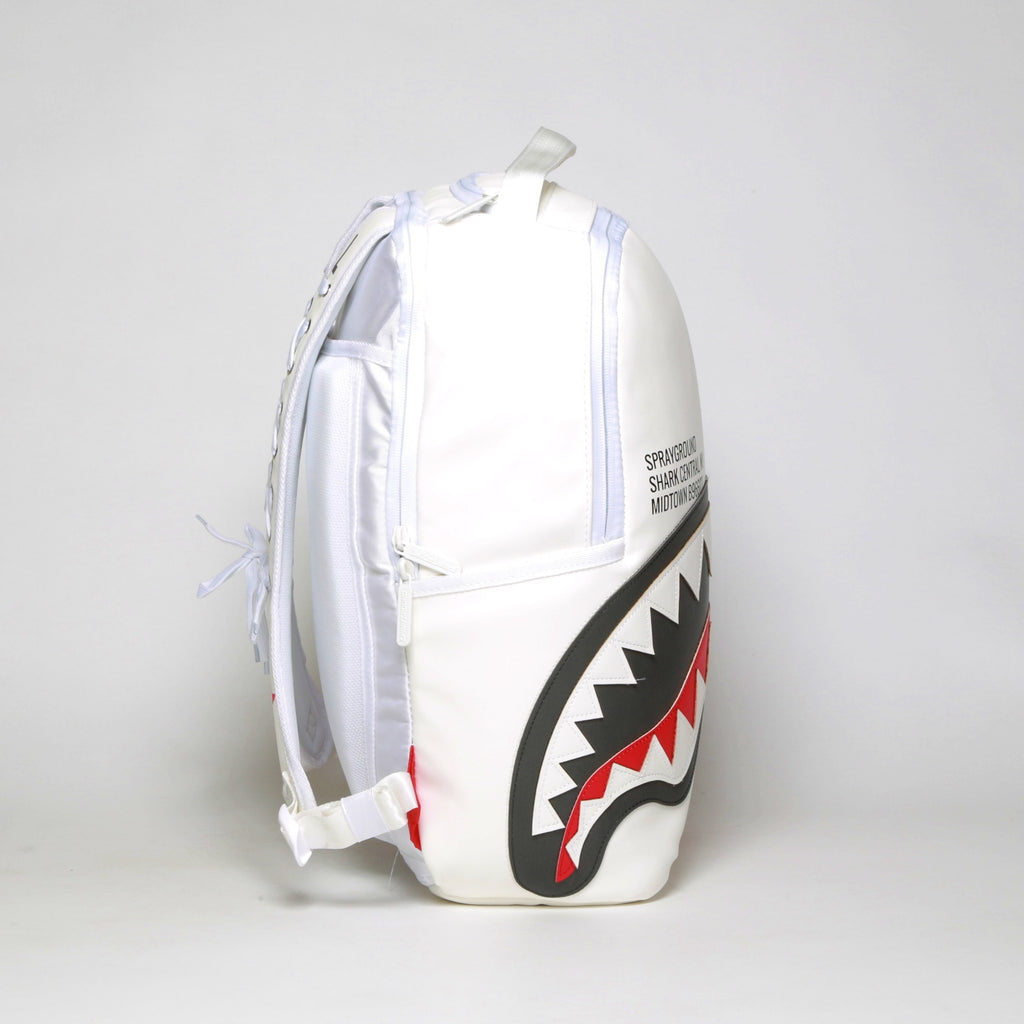 Afrojack On Tour Backpack - White