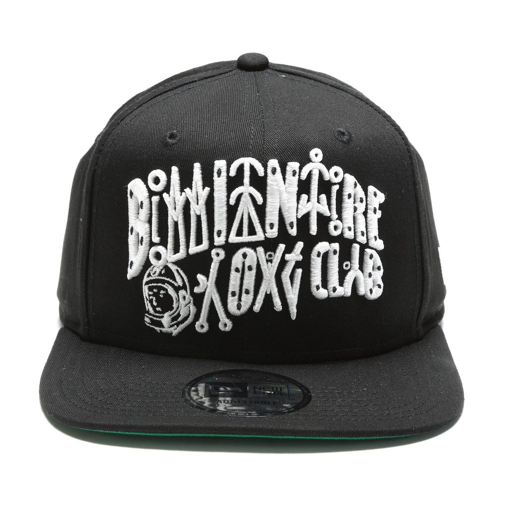 BB Life Form Snapback Hat - Black