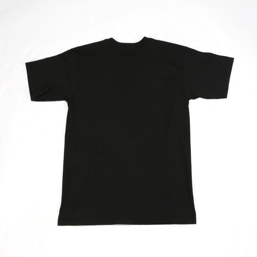 Transparent Tee - Black