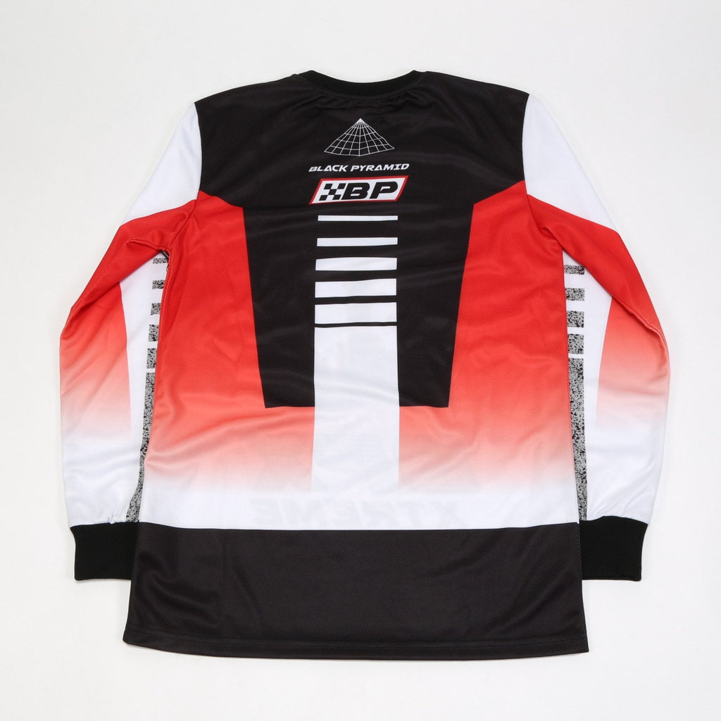 BPX Moto LS T-Shirt - Red