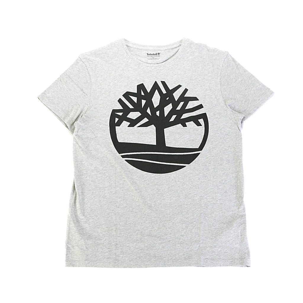 SLS Tree Logo SS Tee - Medium Grey Heather