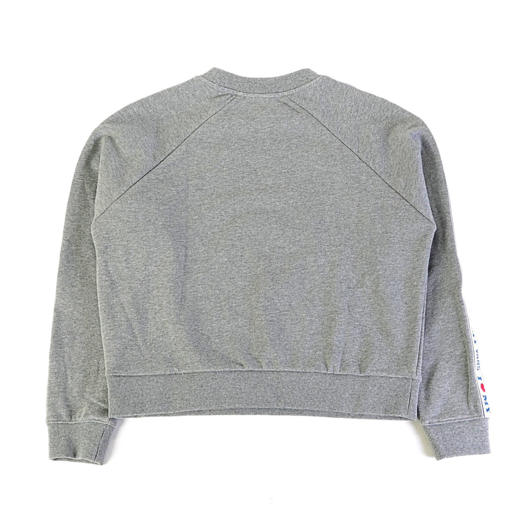 Women's My Vans Crew - Grey Heather