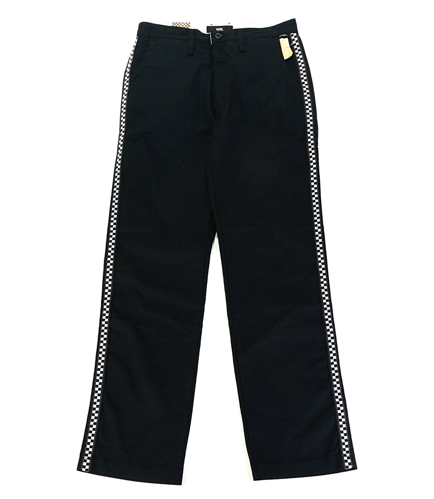 Authentic Chino Pro Taped Pants - (Checker Point) Black/Checkerboard